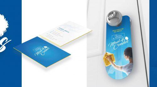 Maid4Condos Brand Design 02